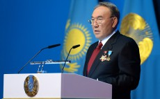 Participation in the celebratory meeting marking the Independence Day of Kazakhstan