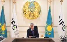 President of Kazakhstan holds meeting of AIFC Management Council